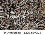 Pile Of Drift Wood Background....