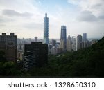 feb 18  2019  taipei taiwan ... | Shutterstock . vector #1328650310