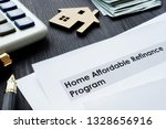 home affordable refinance... | Shutterstock . vector #1328656916