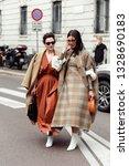 milan  italy   february 21 ...   Shutterstock . vector #1328690183