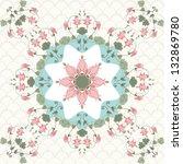 seamless vector background.... | Shutterstock .eps vector #132869780