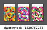 abstract concept background for ... | Shutterstock .eps vector #1328752283