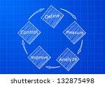 detailed illustration of a... | Shutterstock .eps vector #132875498