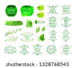 vector collection of han drawn... | Shutterstock .eps vector #1328768543