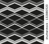 black white pattern with... | Shutterstock .eps vector #132880520