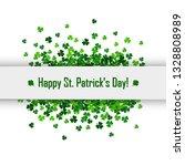 saint patrick's day vector... | Shutterstock .eps vector #1328808989