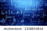 math concept   mathematical... | Shutterstock . vector #1328810816