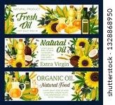 natural oils  salads dressing... | Shutterstock .eps vector #1328868950