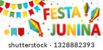 festa junina brazil festival.... | Shutterstock . vector #1328882393