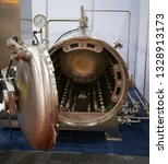 Small photo of Automated batch retort sterilizer for food industry