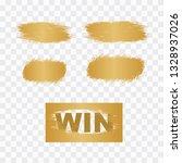 scratch cards vector. lottery...   Shutterstock .eps vector #1328937026