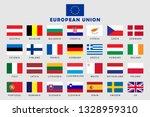 flag of european union... | Shutterstock .eps vector #1328959310