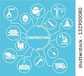 azul,construtor,construído,escavadora,carro,carpinteiro,cimento,círculo,engenharia civil,coleção,conceito,concreto,conectar-se,construção,canteiro de obras