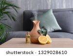 Aroma Oil Diffuser And Citrus...