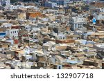 Sousse cityscape, Tunisia - stock photo