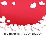 valentine's day  also called... | Shutterstock . vector #1329102929
