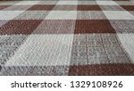 table cloth pattern background | Shutterstock . vector #1329108926