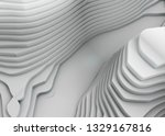 abstract architecture... | Shutterstock . vector #1329167816