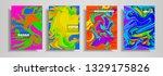 modern design a4.abstract... | Shutterstock .eps vector #1329175826