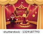 Great Circus Carnival Show  Fu...