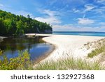 View Of Superior Lake From The...