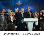 kyiv  ukraine  january 29  2019 ... | Shutterstock . vector #1329372536