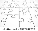 abstract background made from... | Shutterstock .eps vector #1329437939