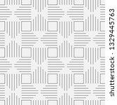 vector seamless pattern.... | Shutterstock .eps vector #1329445763
