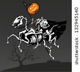 Headless Rider An Illustration...
