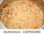 thai food  fermented fish spicy ... | Shutterstock . vector #1329501080