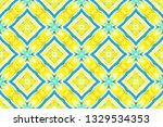 colorful seamless pattern for... | Shutterstock . vector #1329534353