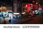 tsuen wan  hong kong   march 01 ... | Shutterstock . vector #1329590000