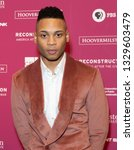 Small photo of New York, NY - March 4, 2019: Ryan Jamaal Swain attends the Reconstruction: America After The Civil War premiere at New York Historical Society