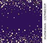 stars confetti horizontal... | Shutterstock .eps vector #1329682319