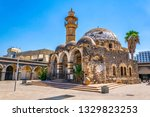 Al Amari Mosque In Tiberias ...