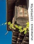 rural landscale  old typical... | Shutterstock . vector #1329934706