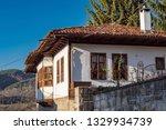 rural landscale  old typical... | Shutterstock . vector #1329934739