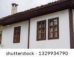 rural landscale  old typical... | Shutterstock . vector #1329934790