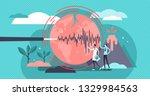 geology vector illustration.... | Shutterstock .eps vector #1329984563