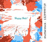grungy vector design | Shutterstock .eps vector #1329999719
