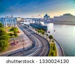 St. Petersburg. Russia. Cruiser ...