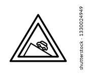 illustration dangerous descent...   Shutterstock . vector #1330024949