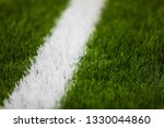 close up of artificial turf of... | Shutterstock . vector #1330044860