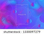 purple. fluid landing page... | Shutterstock .eps vector #1330097279
