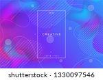 purple. fluid landing page... | Shutterstock .eps vector #1330097546