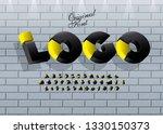 Original Bright Font Design ...