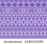 navajo american indian pattern...   Shutterstock .eps vector #1330151090