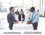 front of view of diverse... | Shutterstock . vector #1330164806