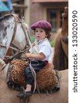 san antonio de areco  province... | Shutterstock . vector #133020590