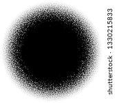 circle half tone element over... | Shutterstock .eps vector #1330215833